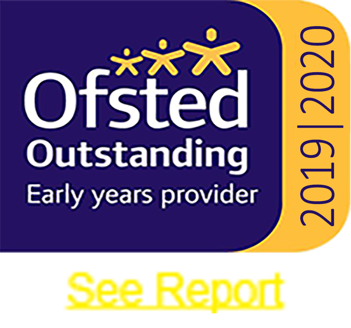 Ofsted Outstanding EarlyYears Provider 2019/2020 Little Sponges Montessori